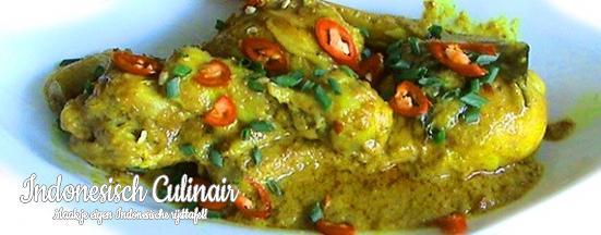 Kari Ayam | Indonesisch-Culinair.nl