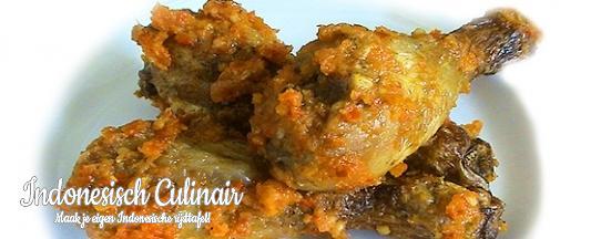 Ayam Goreng Balado | Indonesisch-Culinair.nl