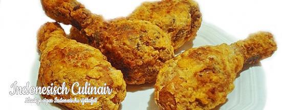 Ayam Goreng Renyah | Indonesisch-Culinair.nl