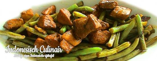Babi Buncis | Indonesisch-Culinair.nl