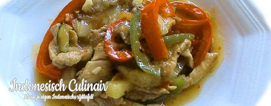 Babi Nanas Dua | Indonesisch-Culinair.nl