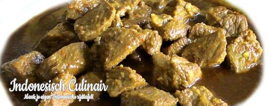 Babi Smoor Pedis | Indonesisch-Culinair.nl