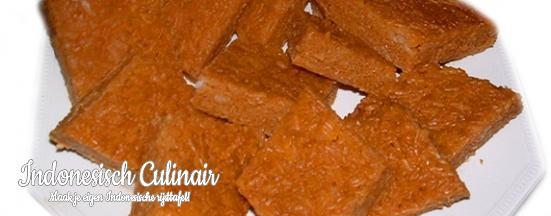 Wajik Ketan | Indonesisch-Culinair.nl