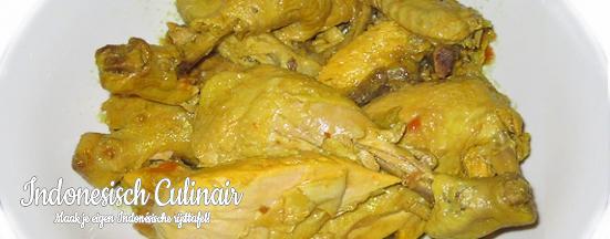 Woku Ayam | Indonesisch-Culinair.nl