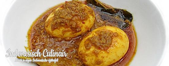 Telor Besengek | Indonesisch-Culinair.nl