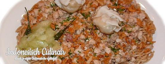 Pangsit Mie | Indonesisch-Culinair.nl
