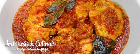 Ayam Bumbu Rujak Empat | Indonesisch-Culinair.nl
