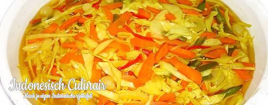 Acar Campur | Indonesisch-Culinair.nl