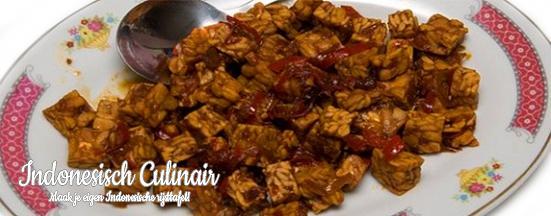 Sambal Goreng Tempeh | Indonesisch-Culinair.nl