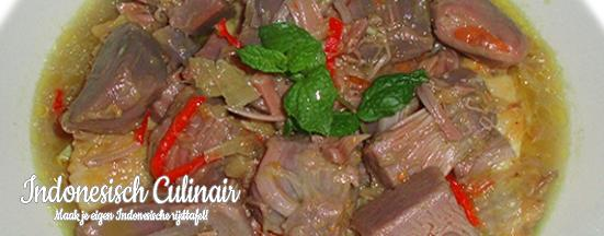 Sayur Gudeg | Indonesisch-Culinair.nl