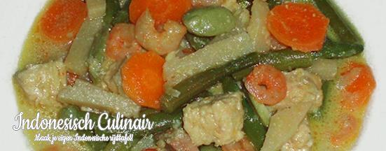 Sayur Lodeh Dua   Indonesisch-Culinair.nl