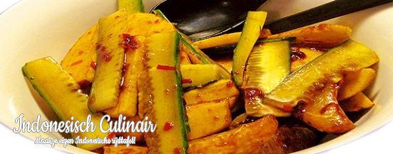 Rujak Manis   Indonesisch-Culinair.nl