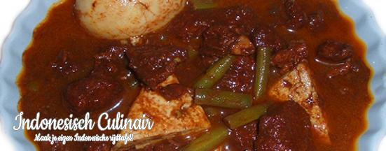 Brongkos Daging | Indonesisch-Culinair.nl