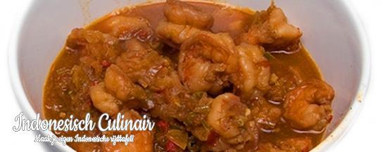 Sambal Goreng Udang | Indonesisch-Culinair.nl