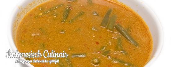 Kari Buncis | Indonesisch-Culinair.nl