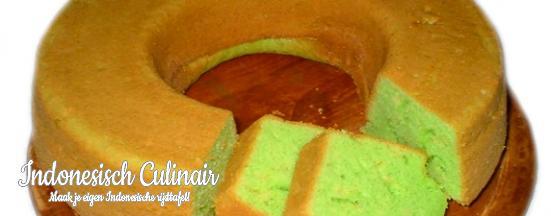 Sponge Cake Dua | Indonesisch-Culinair.nl
