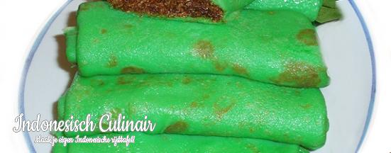 Kue Dadar | Indonesisch-Culinair.nl