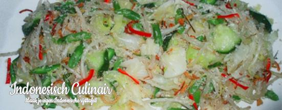 Urap Dua | Indonesisch-Culinair.nl