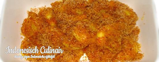 Kalio Udang | Indonesisch-Culinair.nl