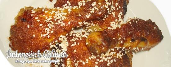 Ayam Madu | Indonesisch-Culinair.nl