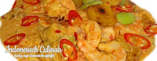 Sambal Goreng Kentang Udang Peteh | Indonesisch-Culinair.nl