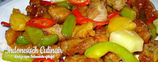 Babi Manis dan Masam | Indonesisch-Culinair.nl