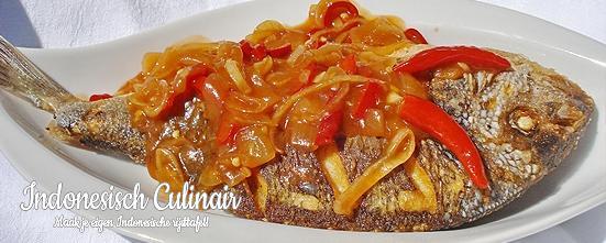 Ikan Goreng Padang | Indonesisch-Culinair.nl