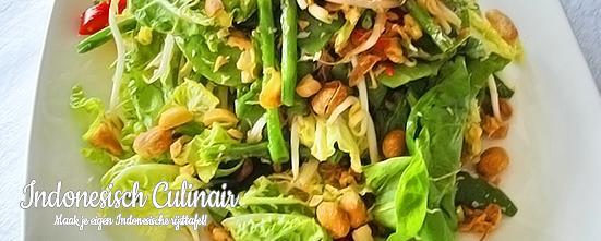 Jukut Urap | Indonesisch-Culinair.nl