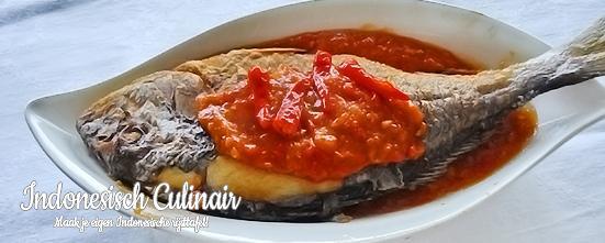 Balado Ikan Dua | Indonesisch-Culinair.nl