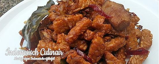 Sambal Goreng Tempeh Kering | Indonesisch-Culinair.nl