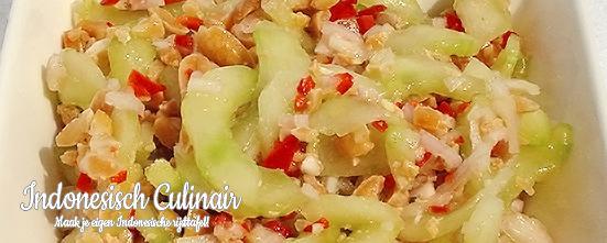Acar Ketimun dan Kacang   Indonesisch-Culinair.nl