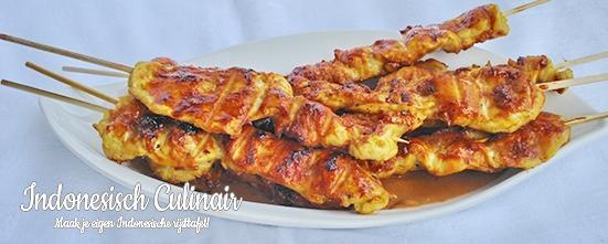Sateh Ayam Ponorogo | Indonesisch-Culinair.nl