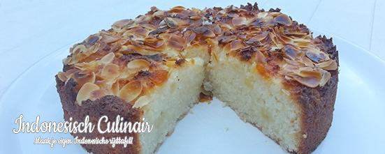 Kue Kelapa Nanas | Indonesisch-Culinair.nl