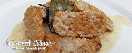 Terik Tempeh | Indonesisch-Culinair.nl