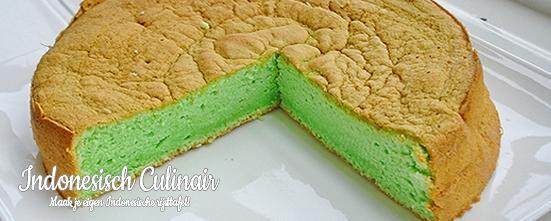Kue Putih Telor | Indonesisch-Culinair.nl