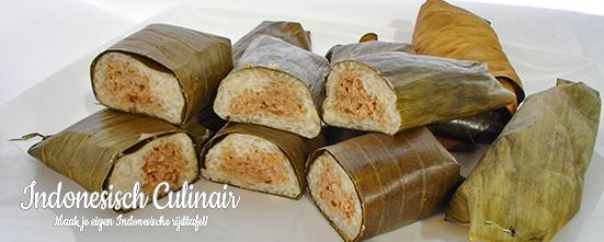 Lemper Daging Sapi   Indonesisch-Culinair.nl