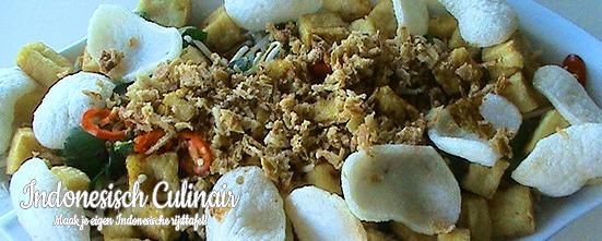 Ketoprak Tahu | Indonesisch-Culinair.nl