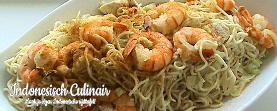 Bami Goreng Djawa | Indonesisch-Culinair.nl