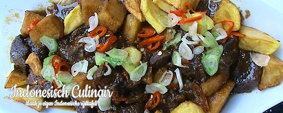 Daging dan Kentang | Indonesisch-Culinair.nl