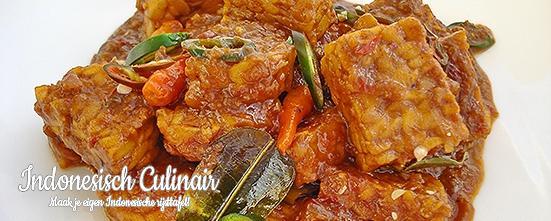 Sambal Goreng Tempeh Bumbu Petis | Indonesisch-Culinair.nl