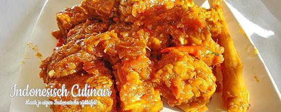 Tempeh Goreng Bumbu Bali | Indonesisch-Culinair.nl