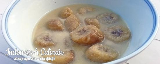 Kolak Pisang Dua   Indonesisch-Culinair.nl