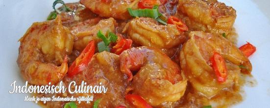 Gulai Udang | Indonesisch-Culinair.nl