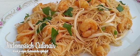 Mihoen Udang | Indonesisch-Culinair.nl
