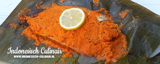 Pepesan Ikan | Indonesisch-Culinair.nl