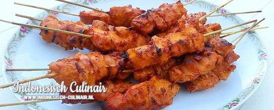 Sateh Ayam Banjar | Indonesisch-Culinair.nl