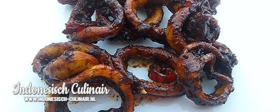 Cumi-Cumi Goreng | Indonesisch-Culinair.nl
