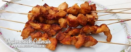 Sateh Ayam Bekasi | Indonesisch-Culinair.nl