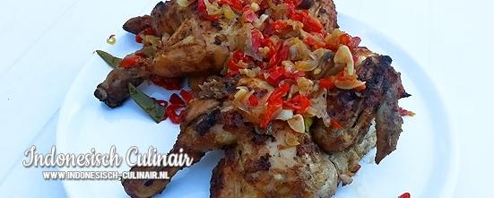 Ayam Bakar Bumbu Bali | Indonesisch-Culinair.nl
