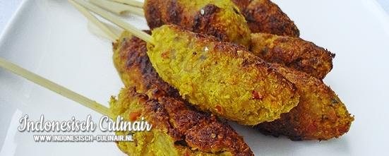 Sateh Lilit Bali Dua | Indonesisch-Culinair.nl
